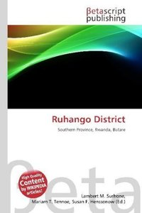 Ruhango District