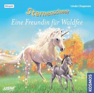 Sternenschweif (Folge 50): Eine Freundin für Waldfee, 1 Audio-CD