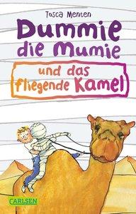 Dummie die Mumie 02: Dummie die Mumie und das fliegende Kamel