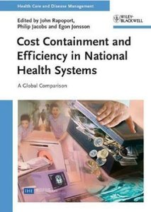 Cost Containment and Efficiency in National Health Systems