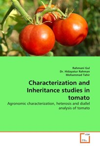 Characterization and Inheritance studies in tomato