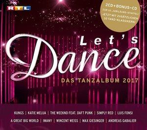 Let\'s Dance-Das Tanzalbum 2017 (Inkl.Bonus CD)