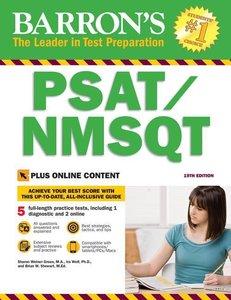 Barron\'s PSAT/NMSQT, 19th Edition: With Bonus Online Tests