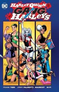 Harley Quinns Gang of Harleys