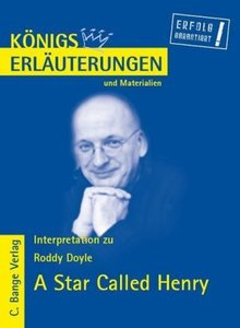 Roddy Doyle \'A Star Called Henry\'