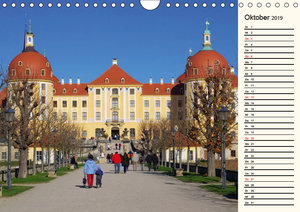 Unterwegs im schönen Sachsen (Wandkalender 2019 DIN A4 quer)