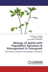 Biology of Aphid with Population Dynamics & Management in Fenugr
