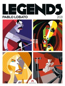 Legends - Pablo Lobato, Musiklegenden 2021