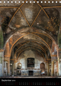 Lost Places - Verlassene Kirchen