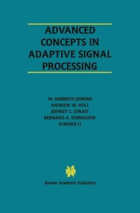 Advanced Concepts in Adaptive Signal Processing