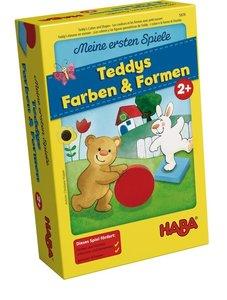 Meine ersten Spiele - Teddys Farben und Formen