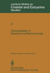 Osmoregulation in Estuarine and Marine Animals