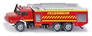 SIKU Mercedes Zetros Feuerwehr