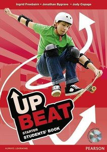 Upbeat Starter Students' Book & Students' Multi-ROM Pack