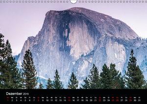 Yosemite National Park im Herbst (Wandkalender 2019 DIN A3 quer)