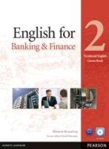 Vocational English Level 2. English for Banking and Finance. Cou