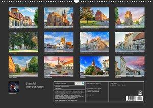 Stendal Impressionen (Wandkalender 2020 DIN A2 quer)