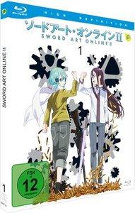 Sword Art Online - 2. Staffel - Box Vol.1 (Blu-ray)