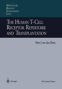 The Human T-Cell Receptor Repertoire and Transplantation