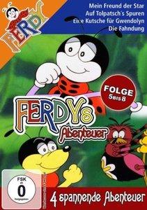 Ferdys Abenteuer - Folge 5 - 8