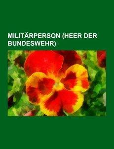 Militärperson (Heer der Bundeswehr)