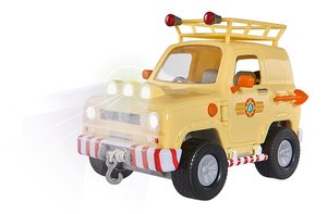 Feuerwehrmann Sam Tom\'s 4x4 Geländewagen