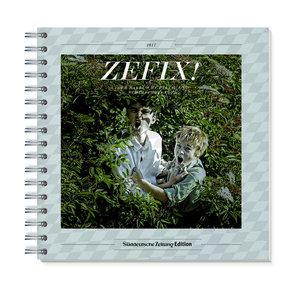 Zefix Tischkalender 2017