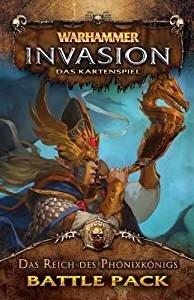 Asmodee FFGD2101 - Warhammer Invasion: Das Reich des Phönixkönig