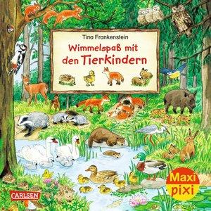 VE 5 Wimmelspaß mit Tierkindern (5 Exemplare)