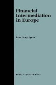 Financial Intermediation in Europe