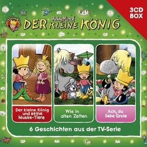 Der Kleine König-3-CD Hörspielbox Vol.3
