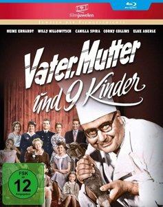 Vater, Mutter und neun Kinder, 1 Blu-ray