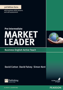 Market Leader. Plus Pre-Intermediate Active Teach CD-ROM