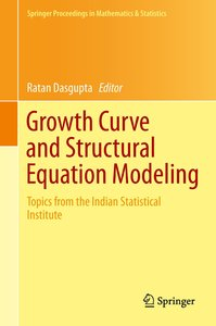Growth Curve and Structural Equation Modeling
