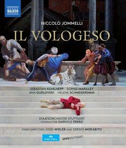 Niccolo Jommelli: Il Vologeso (Stuttgart 2015)
