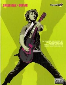 """Green Day\"" Authentic Guitar Playalong"