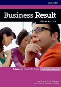 Business Result: Advanced: Student\'s Book with Online Practice