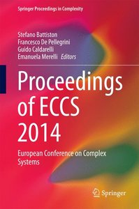 Proceedings of ECCS 2014
