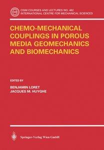 Chemo-Mechanical Couplings in Porous Media Geomechanics and Biom