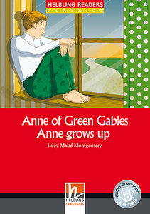 Anne of Green Gables - Anne grows up, Class Set