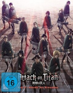 Attack on Titan - Anime Movie: Gebrüll des Erwachens. Tl.3, 1 Bl