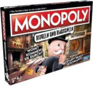 Hasbro E1871100 - Monopoly Mogeln und Mauscheln, Brettspiel , Fa