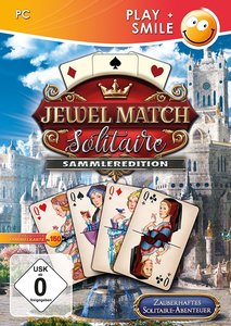 PLAY+SMILE: Jewel Match - Solitaire Sammleredition