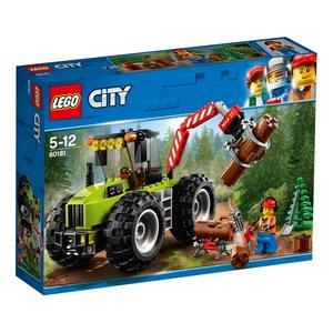 City Forsttraktor