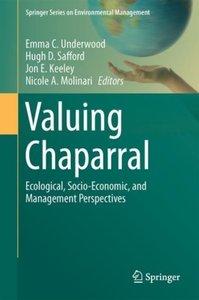 The Ecological Value of Chaparral Landscapes
