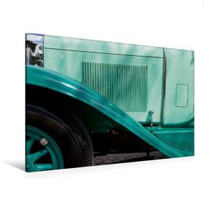 Premium Textil-Leinwand 120 cm x 80 cm quer ford