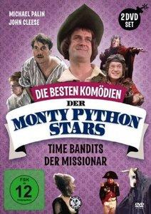 Die besten Komödien der Monty Python Stars. 2 DVDs