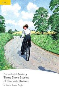 Three Short Stories of Sherlock Holmes - Buch mit MP3-Audio-CD
