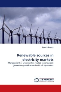 Renewable sources in electricity markets
