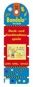 Bandolo Set 44: Denk- und Kombinationsspiele